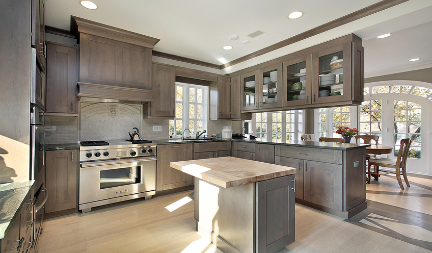 ARJ Remodeling Team Has Over The Years Remodeled Many Kitchens From Small  To Big Where The Customeru0027s Vision And Requirements Were Not Only Met But  ...