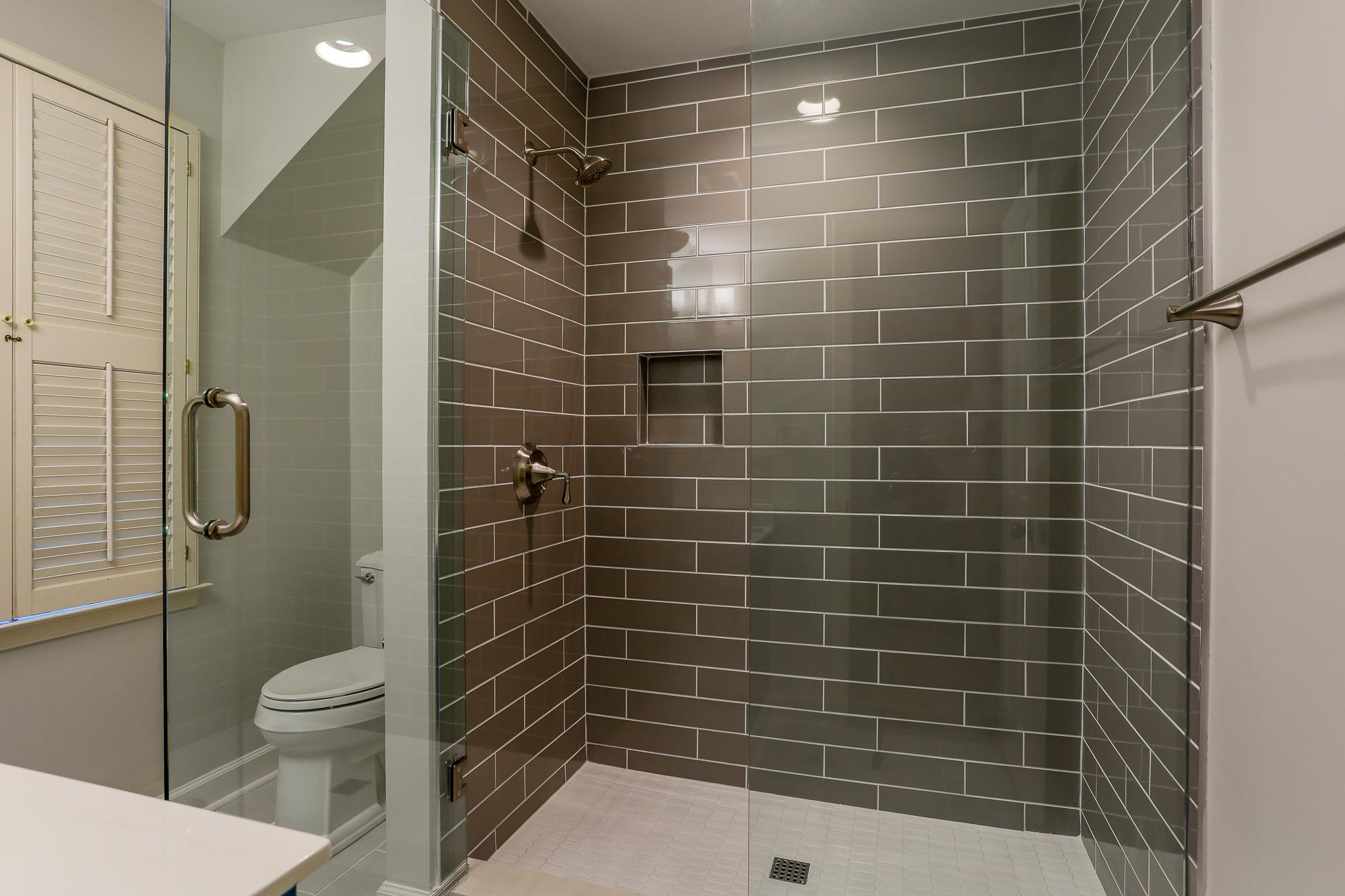 bathroom renovation in roswell, ga   arj remodeling